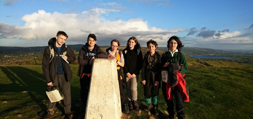 Ten Tors November training hike