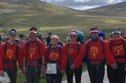 Ten Tors Event 2018